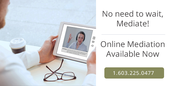 Don't Hesitate - Mediate Online
